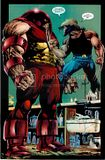 Juggernaut VS Wolverine